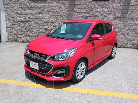 Chevrolet Spark LTZ usado (2019) color Rojo precio $220,000