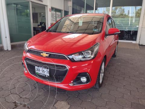 Chevrolet Spark LTZ usado (2017) color Rojo precio $184,900