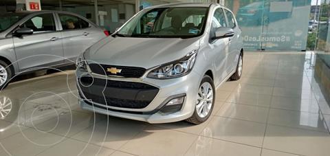 Chevrolet Spark Premier usado (2020) color Plata Dorado precio $262,900