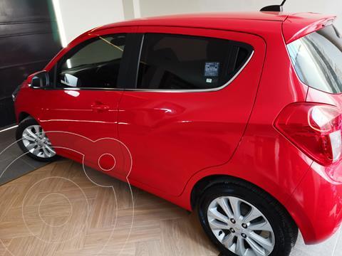 Chevrolet Spark LTZ usado (2018) color Rojo Flama precio $175,000