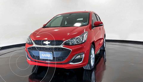 Chevrolet Spark LTZ CVT usado (2019) color Rojo precio $234,999