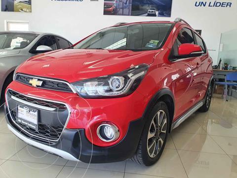 Chevrolet Spark Active  usado (2018) color Rojo precio $199,000