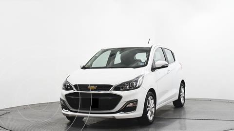 Chevrolet Spark Premier usado (2019) color Blanco precio $219,000
