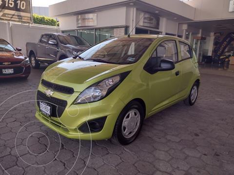Chevrolet Spark Paq B usado (2016) color Verde precio $119,000