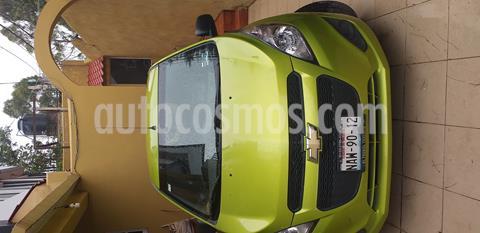 Chevrolet Spark Active usado (2017) color Verde Lima precio $105,000
