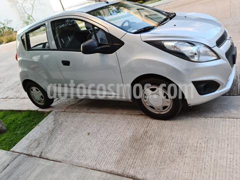 Chevrolet Spark LT usado (2014) color Plata precio $97,500