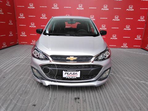 Chevrolet Spark LT usado (2016) color Plata Dorado precio $192,500