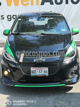 Chevrolet Spark LS usado (2017) color Negro precio $135,000