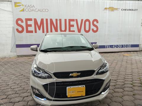 Chevrolet Spark Premier usado (2020) color Beige precio $235,000