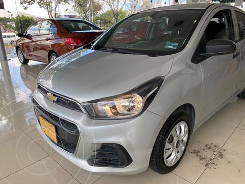 Chevrolet Spark LT usado (2017) color Plata Dorado precio $160,000