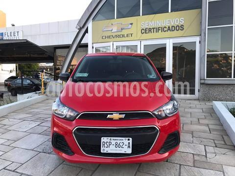 Chevrolet Spark LT usado (2018) color Rojo precio $150,000
