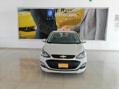 Chevrolet Spark Premier usado (2021) color Beige precio $250,900