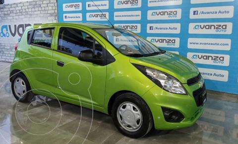 Chevrolet Spark LS usado (2015) color Verde precio $118,000