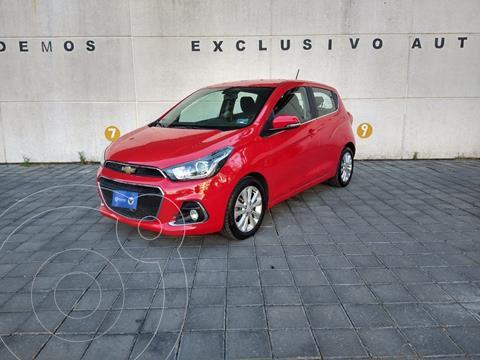 Chevrolet Spark LTZ usado (2018) color Rojo precio $194,000