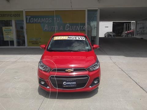 Chevrolet Spark LTZ usado (2018) color Rojo precio $190,000