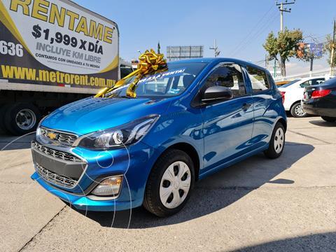 Chevrolet Spark LT usado (2021) color Azul precio $257,800