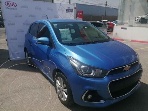 Chevrolet Spark LTZ usado (2017) color Azul precio $155,900