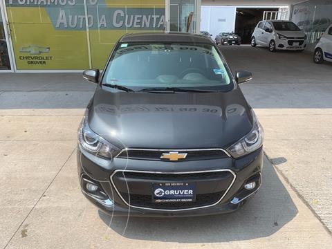 Chevrolet Spark LTZ usado (2018) color Negro precio $190,000