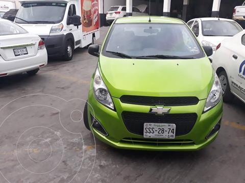 Chevrolet Spark LT usado (2015) color Verde Lima precio $109,900