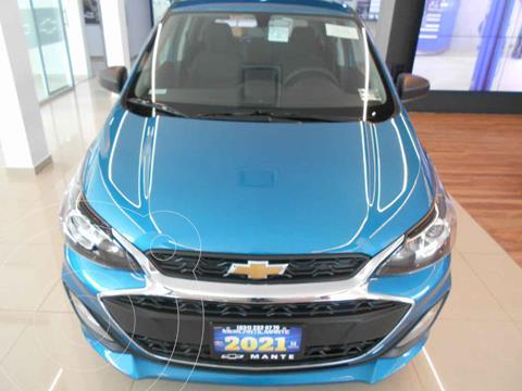 Chevrolet Spark LT nuevo color Azul precio $248,300