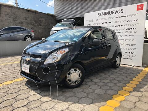 Chevrolet Spark Paq B usado (2017) color Negro precio $121,900