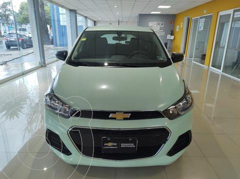 Chevrolet Spark LT usado (2018) color Verde Lima precio $161,900