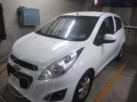 Chevrolet Spark LS usado (2016) color Blanco precio $95,000