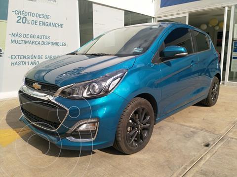 Chevrolet Spark Premier usado (2021) color Azul Denim precio $248,000
