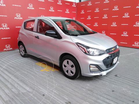 Chevrolet Spark LT usado (2020) color Plata Dorado precio $192,500