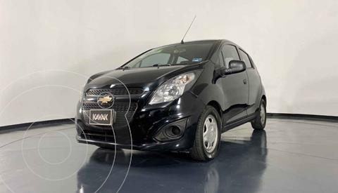 Chevrolet Spark LT CVT usado (2018) color Negro precio $124,999