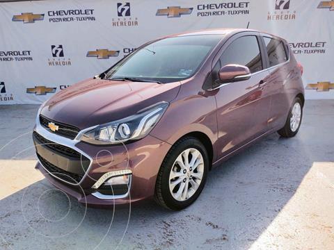 Chevrolet Spark Premier usado (2020) color Violeta precio $218,000