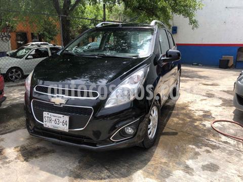 Chevrolet Spark LTZ usado (2016) color Negro precio $109,000