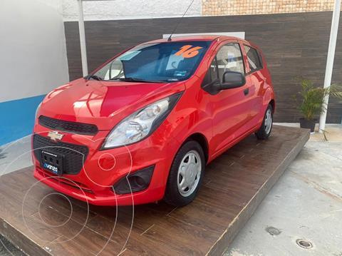 Chevrolet Spark LT usado (2016) color Rojo precio $114,900