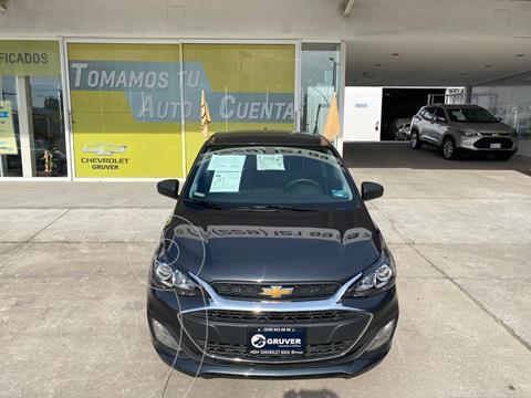 Chevrolet Spark LT usado (2021) color Gris Oscuro precio $220,000