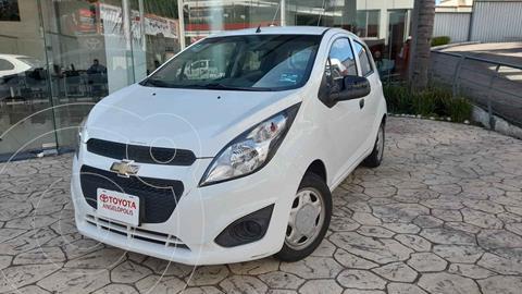 Chevrolet Spark LT usado (2017) color Blanco precio $125,000