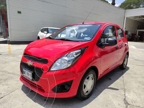 Chevrolet Spark LT usado (2014) color Rojo precio $105,000