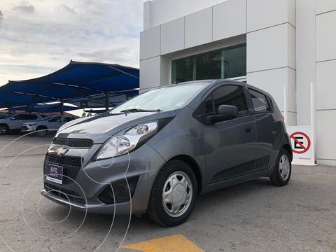Chevrolet Spark LT CVT usado (2017) color Gris precio $110,000