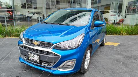 Chevrolet Spark LTZ usado (2019) color Azul precio $220,000