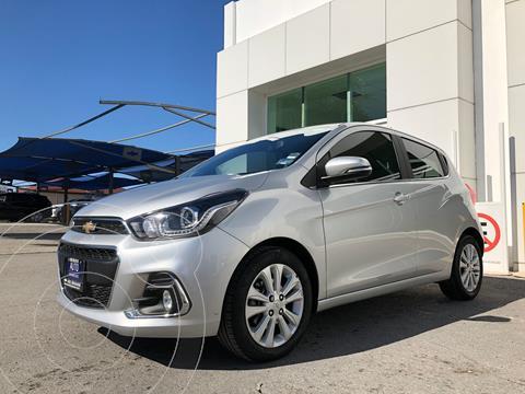 Chevrolet Spark LTZ usado (2018) color Plata Dorado precio $180,000