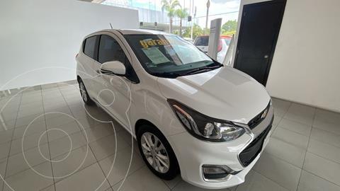 Chevrolet Spark Premier usado (2020) color Blanco precio $251,500