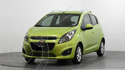 Chevrolet Spark LTZ CVT usado (2017) color Verde precio $135,000