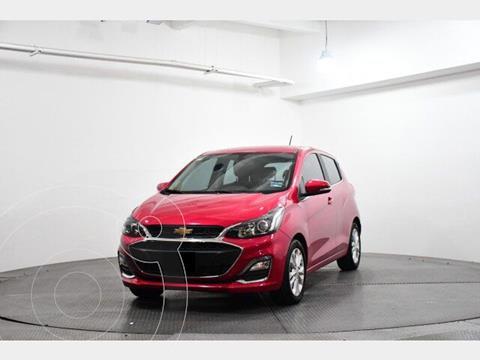 Chevrolet Spark Premier usado (2020) color Rojo precio $253,000