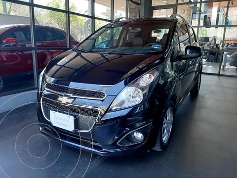 Chevrolet Spark LTZ usado (2017) color Negro precio $129,000