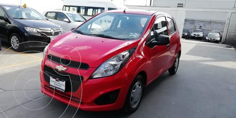 Chevrolet Spark LT usado (2017) color Rojo Flama precio $140,000