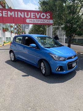 Chevrolet Spark LTZ usado (2018) color Azul Splash precio $175,000