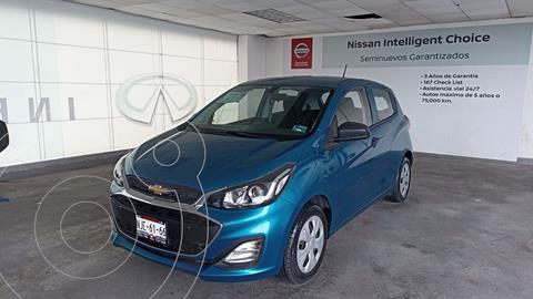 Chevrolet Spark LT usado (2019) color Azul precio $175,000
