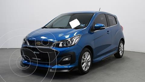 Chevrolet Spark Premier usado (2020) color Azul precio $236,844