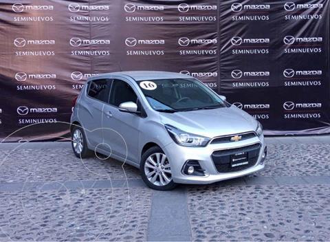 Chevrolet Spark Version usado (2016) color Plata precio $155,000