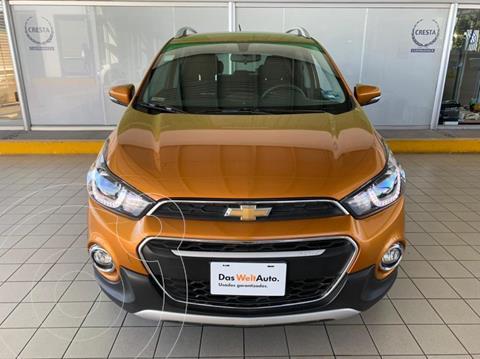 Chevrolet Spark Active usado (2019) color Ocre precio $209,900