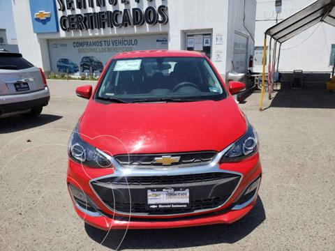 Chevrolet Spark Premier CVT  usado (2020) color Rojo precio $245,000